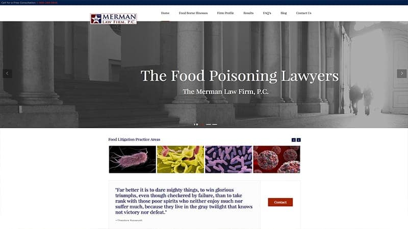 The Food Poisoning Lawyers