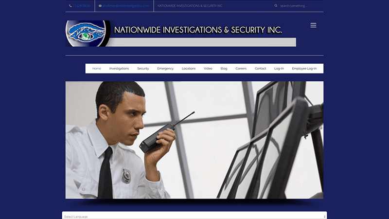Nationwide Investigations & Security Inc.